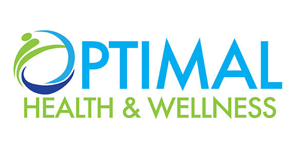 Optimal Health logo no gradient